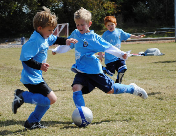 Kids Sports Games: Kids And Sports: 8 Strategies To Take